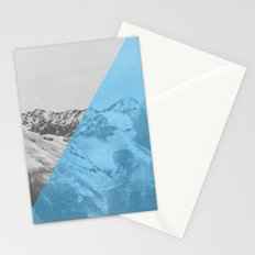 NEON NATURE | Blue Stationery Cards