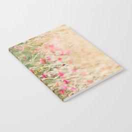 Aquarelle dreams of nature Notebook