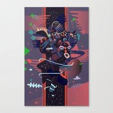 hideandseek Canvas Print