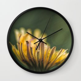 It touches the colors Wall Clock