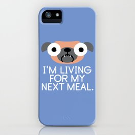 Stay Hungry iPhone Case