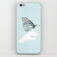 a friend in my hand 3 iPhone & iPod Skin