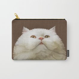 Round Cat - Yom Carry-All Pouch