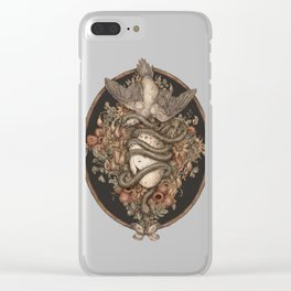 Botanica Clear iPhone Case