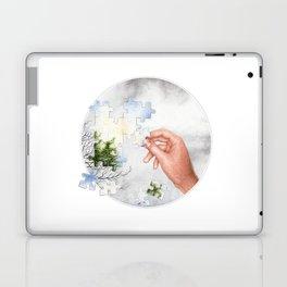 Piece by Piece by Lars Furtwaengler | Colored Pencil | 2014 Laptop & iPad Skin