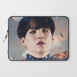 "Suga ""MIC Drop"" Laptop Sleeve"