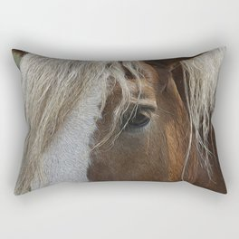A Trusted Friend Rectangular Pillow