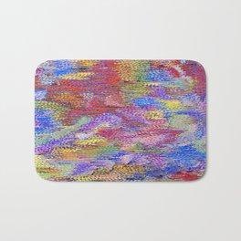 Colors Run Amok Bath Mat