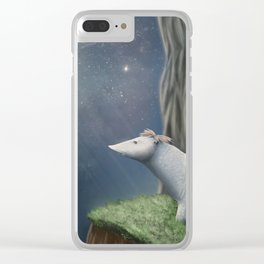 A New Perspective Clear iPhone Case