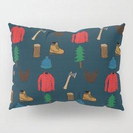 Lumberjack Things Pillow Sham