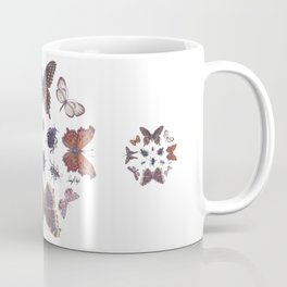 Mosaic of Bugs Coffee Mug