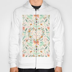 Nature pattern Hoody