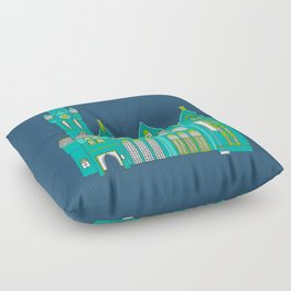 Architecture Floor Pillow