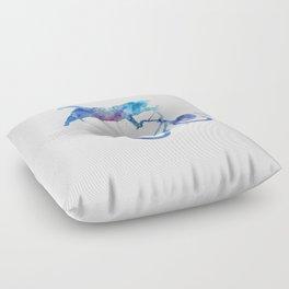 BMX Cat Floor Pillow