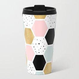 Hexa Cute Travel Mug