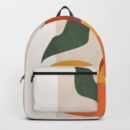 Minimalist Still Life Art Backpack