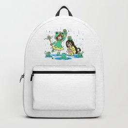 Best Frog Girls - Boku no Hero Backpack