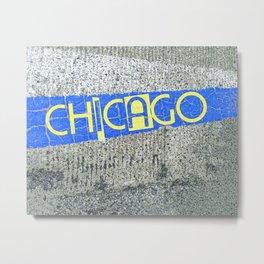 Chicago Art Metal Print