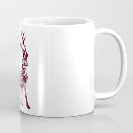 ornamental stag Coffee Mug