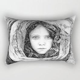 Nomads IV Rectangular Pillow