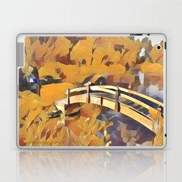 Dreamland Gold Laptop & iPad Skin