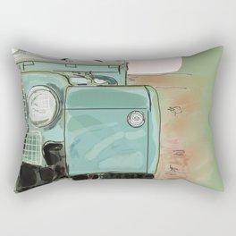 Landy Ho! Rectangular Pillow
