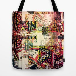 Cards Tote Bag