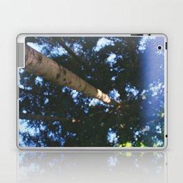 pinetree bokeh Laptop & iPad Skin