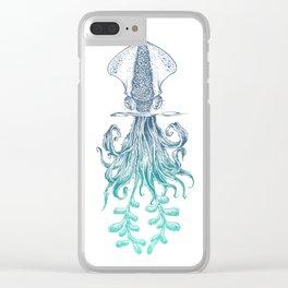 Agave Calamaris Clear iPhone Case