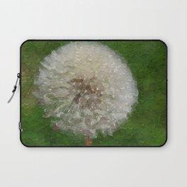 Dandelion Ballerina Laptop Sleeve