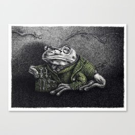 Forging Frog Inc. Canvas Print