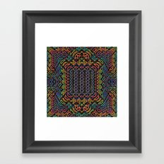 Intricate Detail Framed Art Print