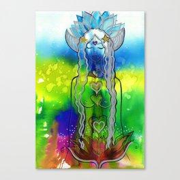 Diosa Canvas Print