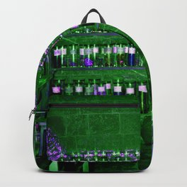 Potion Class - Green and Purple Hues Backpack