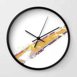 V2R10 Wall Clock