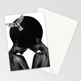 The Same Mind Stationery Cards