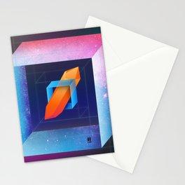 Diamond Dimensions #1 Stationery Cards