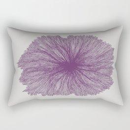 Jellyfish Flower A Rectangular Pillow