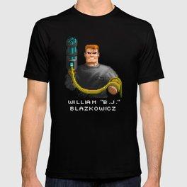 """William """"B.J."""" Blazkowicz T-shirt"""