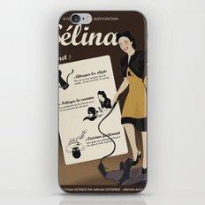 Sélina (version française) iPhone & iPod Skin