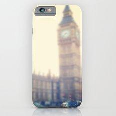 Black Cab Slim Case iPhone 6s