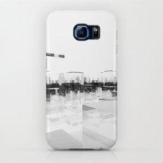 abstract city Galaxy S6 Slim Case