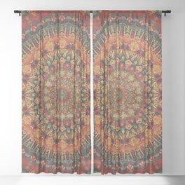 Mandala 563 Sheer Curtain