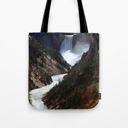 Grand Canyon of theYellowstone Tote Bag