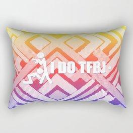 I do TFBJ Rectangular Pillow
