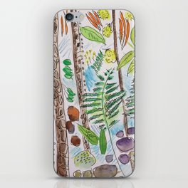 Woodland Life iPhone Skin