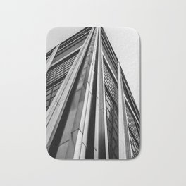 Skyscraper Kio Tower Madrid Bath Mat