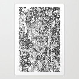 MMav Art Print