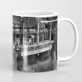 Leeland Michigan Deck Coffee Mug