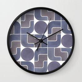 MONTE ALBÁN MOD (ECLIPSE), by Frank-Joseph Wall Clock